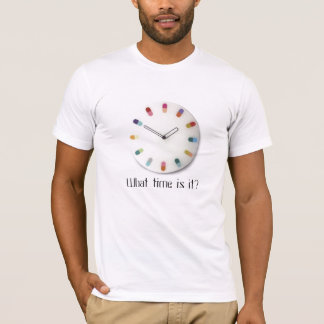 What time is it? Shirt