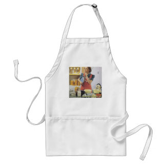 What to Cook? Adult Apron