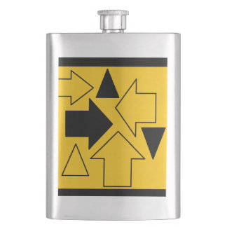 What to give him? Idea: a flask by DAL