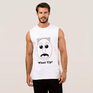 What Up Buzz Kutt Sleeveless Shirt