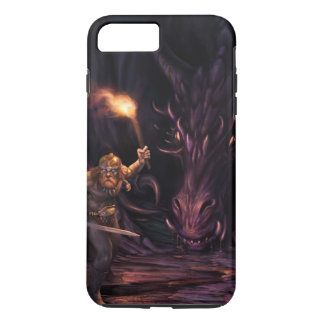What was that? A Dragon watches a warrior Case-Mate iPhone Case