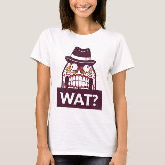 what wat scary teeth design T-Shirt