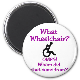 What Wheelchair Magnet