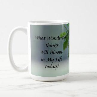 What Wonderful Things... Basic White Mug