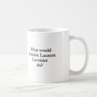 what would antoine laurent lavoisier do coffee mug