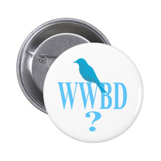 What would Bernie do 2 Inch Round Button