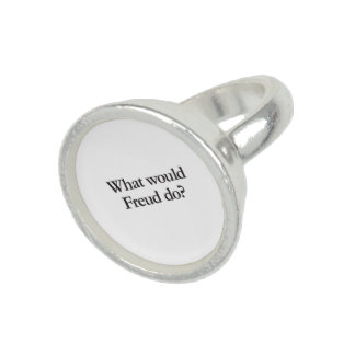 what would freud do photo rings
