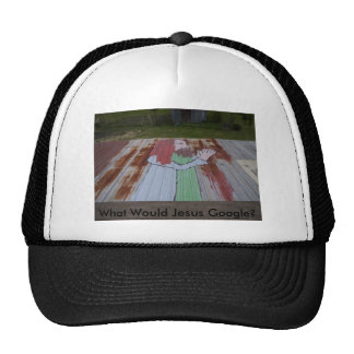 What Would Jesus Google? Mesh Hats