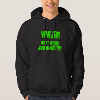 What Would John Rambo Do? Hoodie