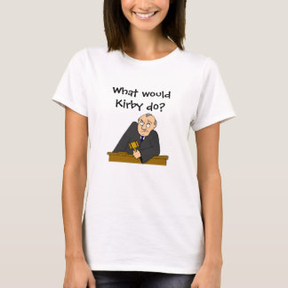What would Kirby do? T-Shirt
