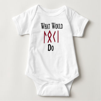 What Would LOKI Do Baby Bodysuit