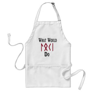 What Would LOKI Do Standard Apron
