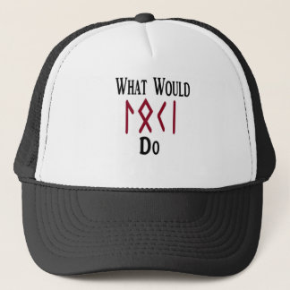 What Would LOKI Do Trucker Hat