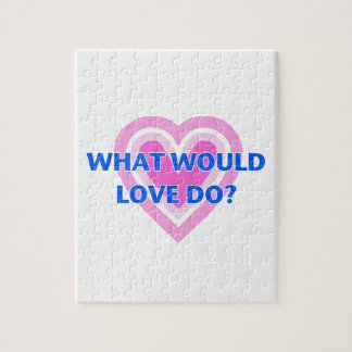 What Would Love Do? Puzzle