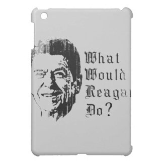 What would Reagan do Faded png iPad Mini Case