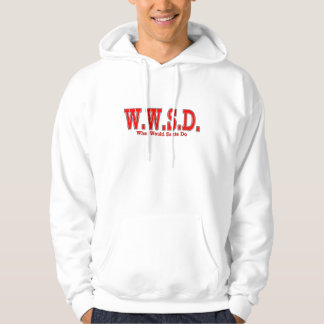 What Would Santa Do? Hoodie
