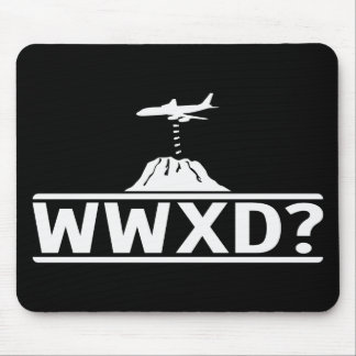 What Would Xenu Do? Mouse Pad