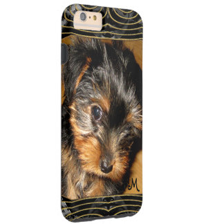 What you hiding Yorkie Tough iPhone 6 Plus Case