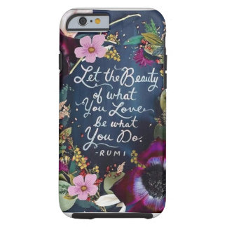 What you love phone case