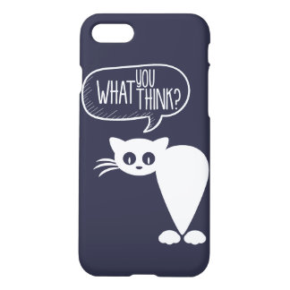 What you thinking? iPhone 7 case
