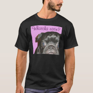 Whatcha Eatin Men's Dark T-Shirt