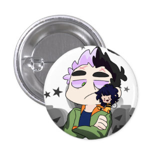 Whatever 1 Inch Round Button