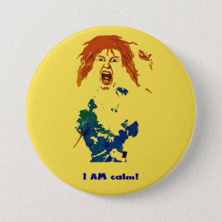 Whatever! 3 Inch Round Button