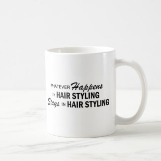 Whatever Happens - Hair Styling Mug