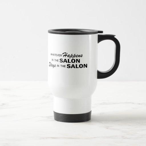 Whatever Happens Coffee Mugs