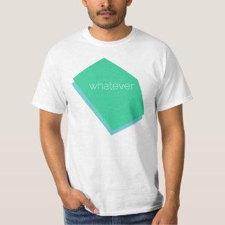 whatever pentagon T-Shirt