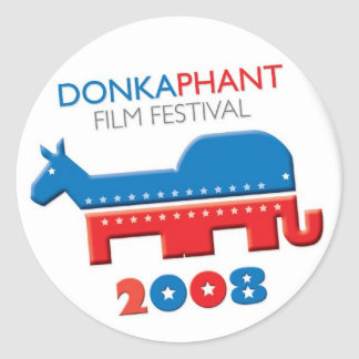 What's a Donkaphant? Stickers