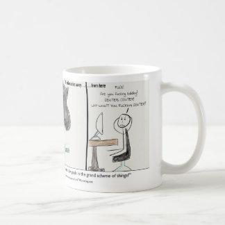 What's A Few Pixels? Coffee Mug