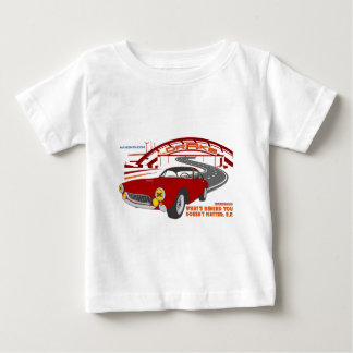 What's behind you doesn't matter. E. F. Baby T-Shirt