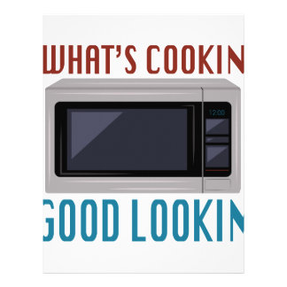 Whats Cookin Letterhead Template