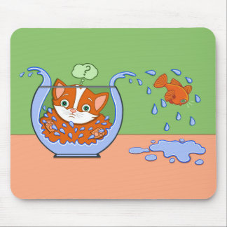 What's Happening Mouse Pad