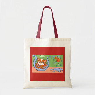 What's Happening Tote Bag
