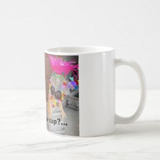 """What's in your cup? """"coffee"""" mug. coffee mug"""