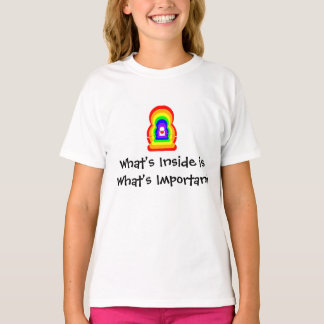 What's Inside T-Shirt