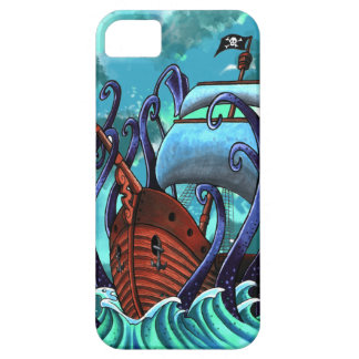 What's Kraken? Iphone 5 Case