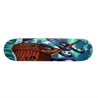What's Kraken? Skateboard