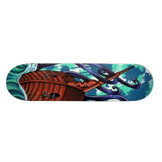 What's Kraken? Skateboard