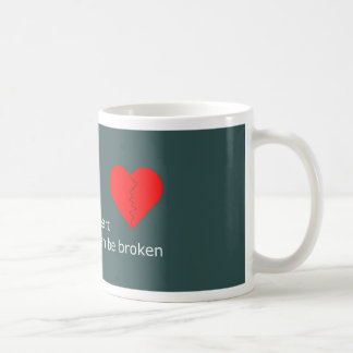 What's love got to do with it coffee mug