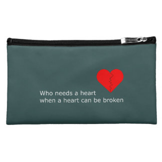 What's love got to do with it makeup bag