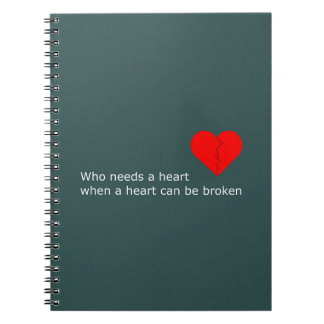 What's love got to do with it notebooks