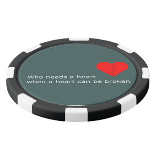 What's love got to do with it poker chips