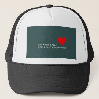 What's love got to do with it trucker hat