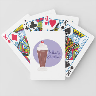 Whats Shakin Poker Deck