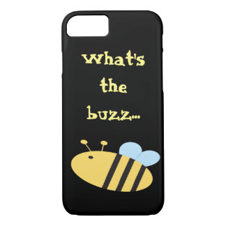 What's The Buzz Phone Case