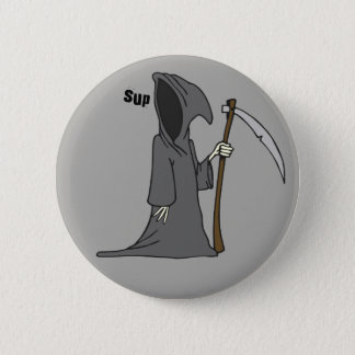 what's up? 2 inch round button