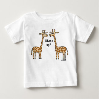 What's up? Giraffe t-shirt